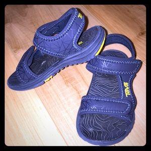 Tidepool Teva Sandals